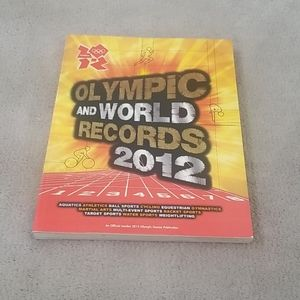olympic and world record book